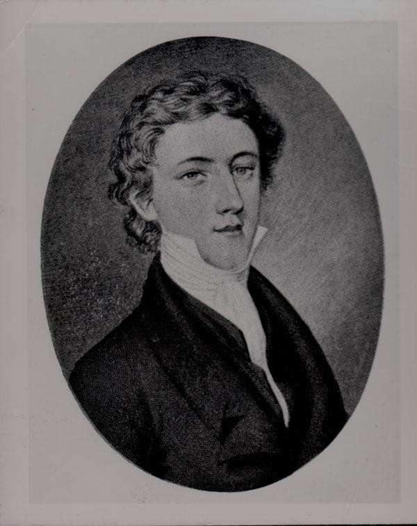ritratto di August Bournonville