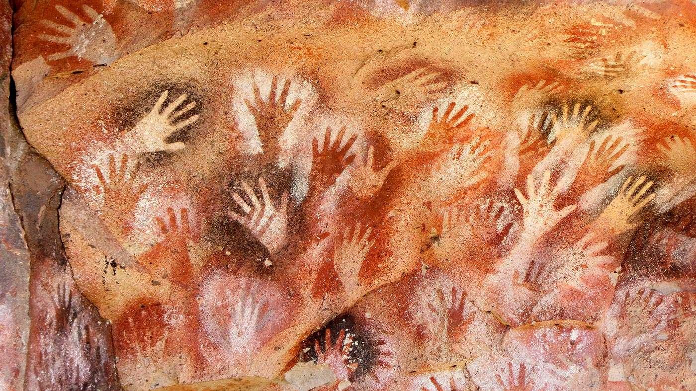 pittura rupestre preistorica, Argentina