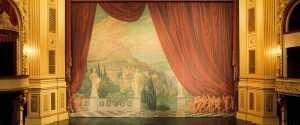 fondale del teatro