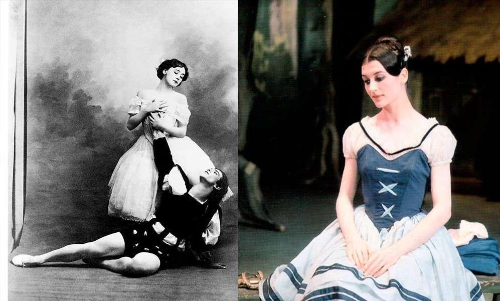 storici personaggi di Giselle