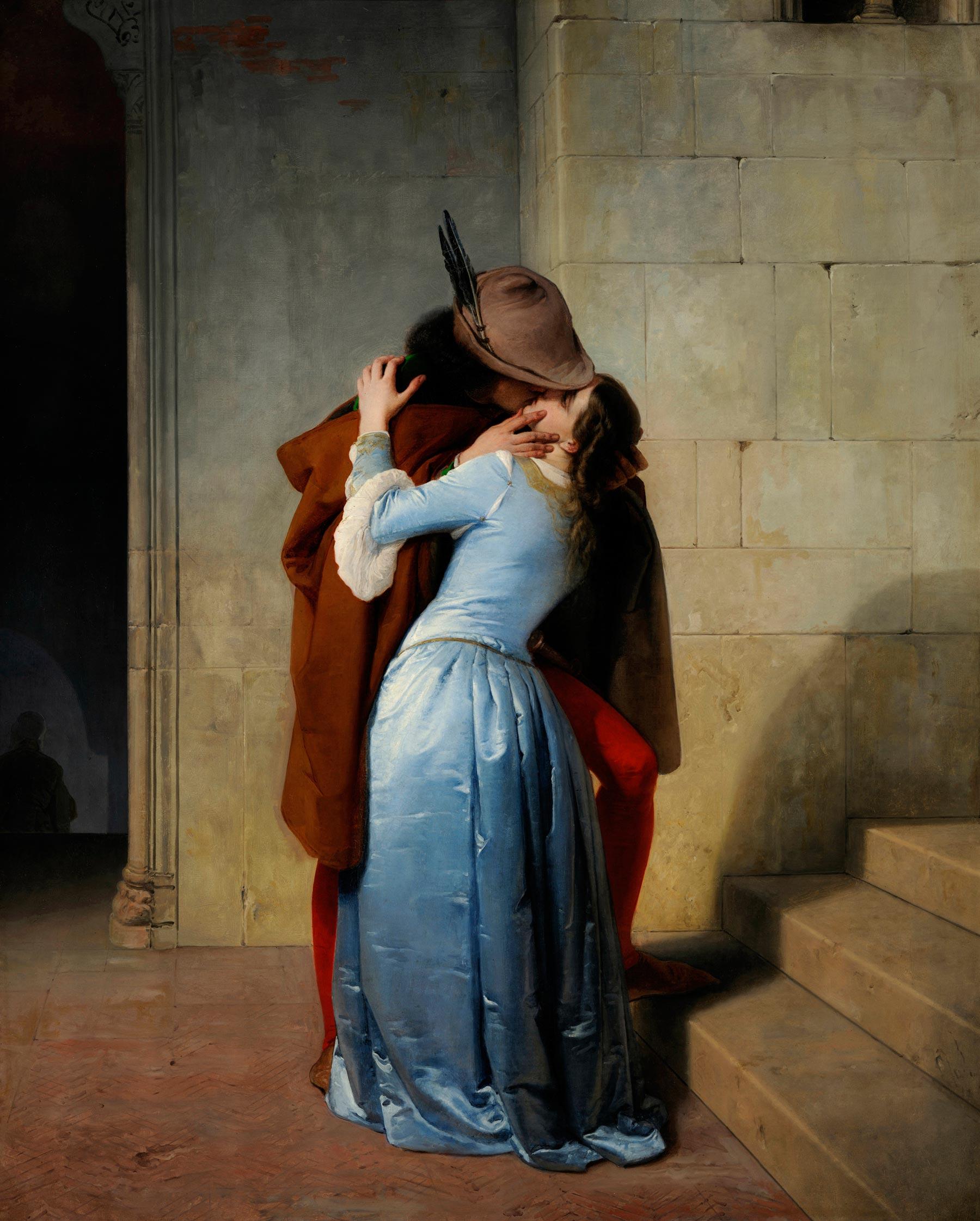 Dipinto del Romanticismo