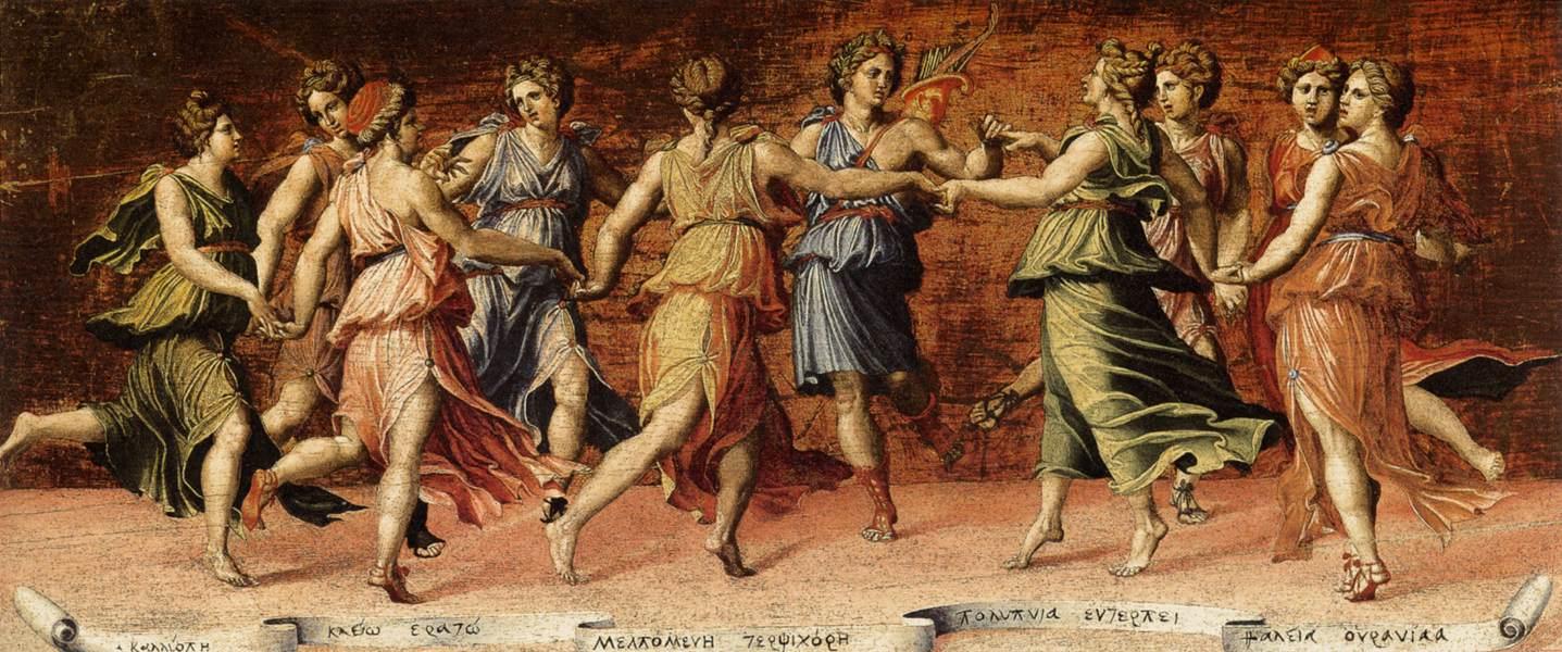 Danza in cerchio Roma