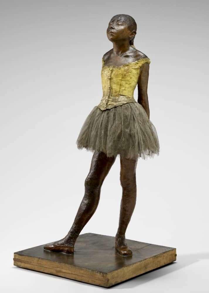 Scultura ballerina