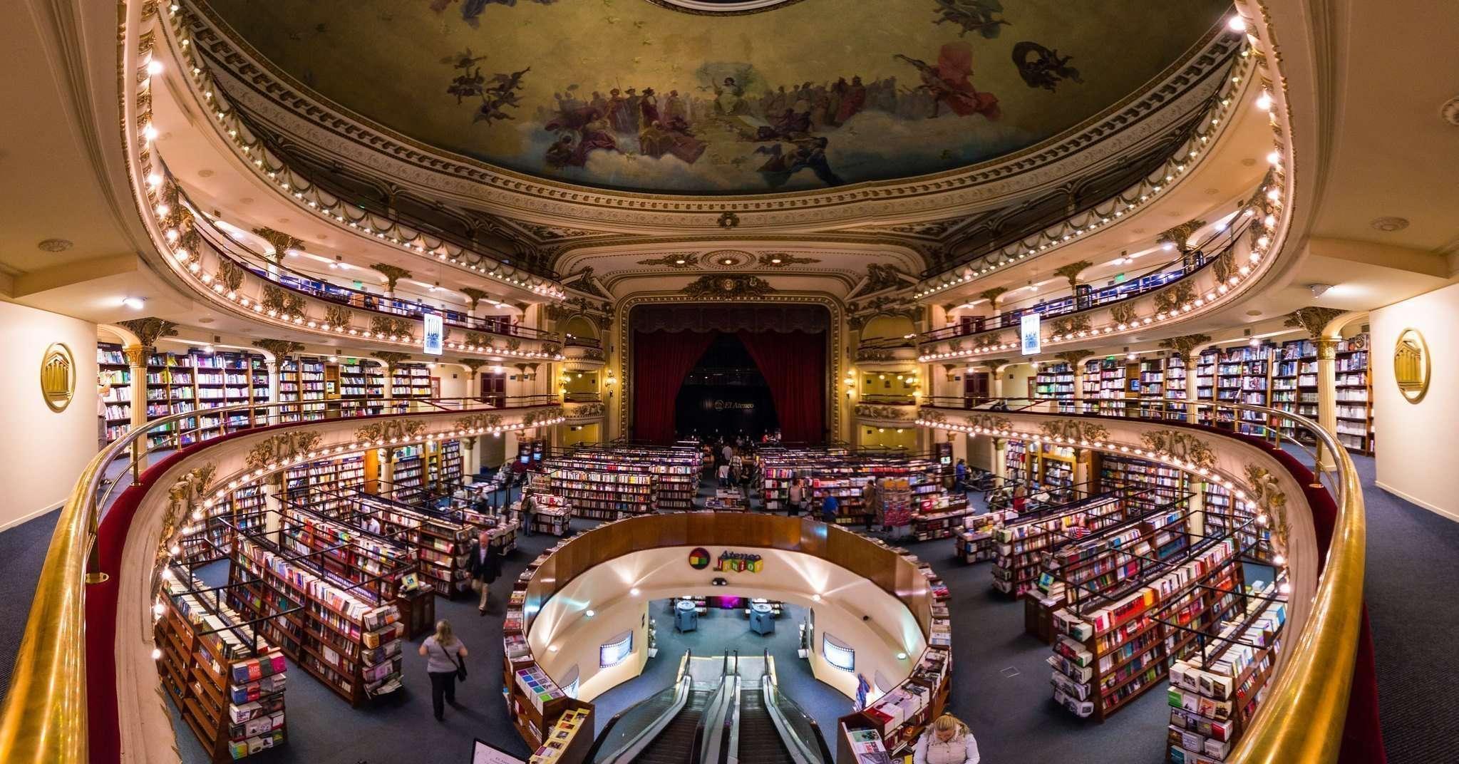 libreria del teatro