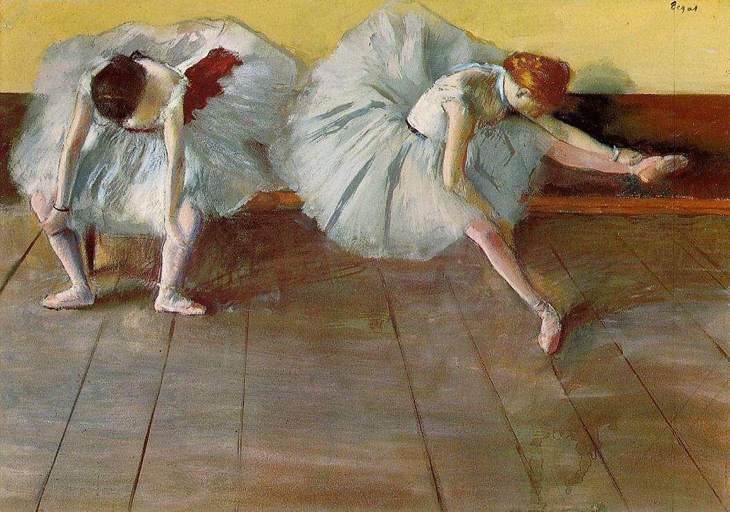 Due ballerine