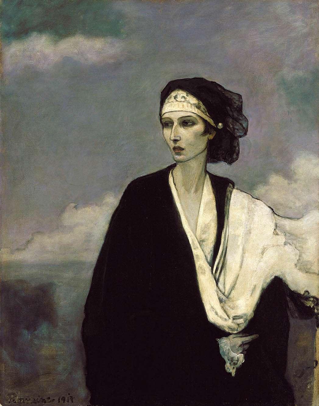 Ritratto di Ida Rubinstein