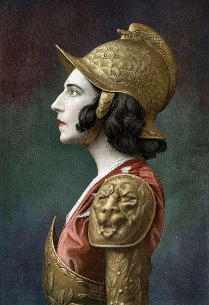 Ritratto Ida Rubinstein