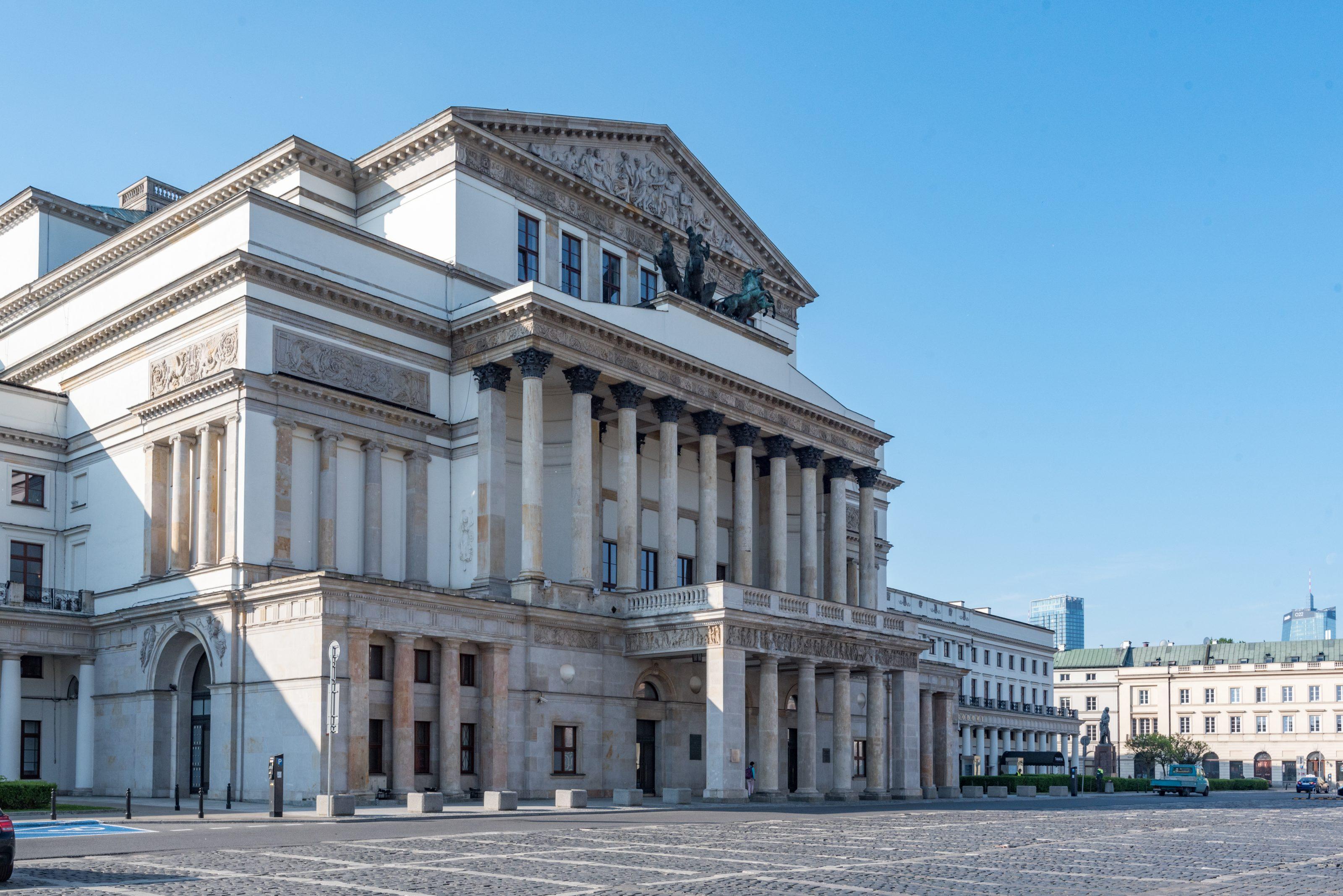 Teatro Opera di Varsavia
