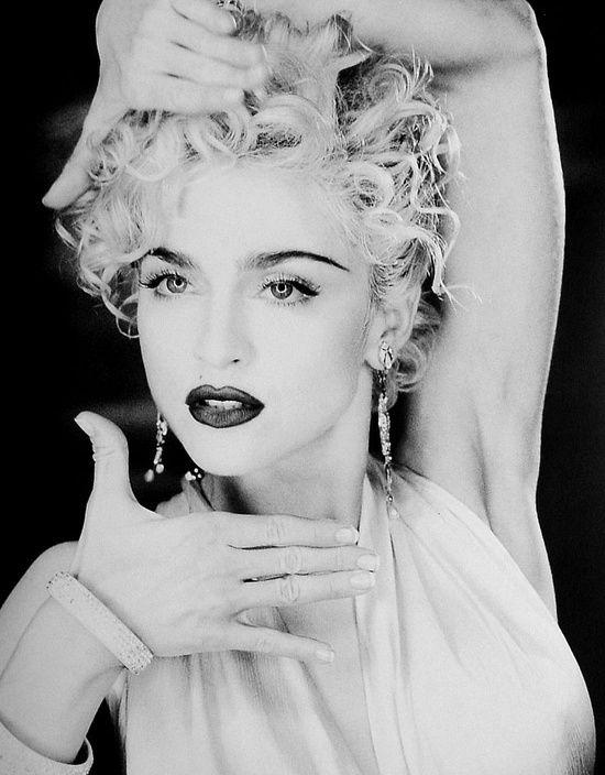 Foto Madonna Voguing