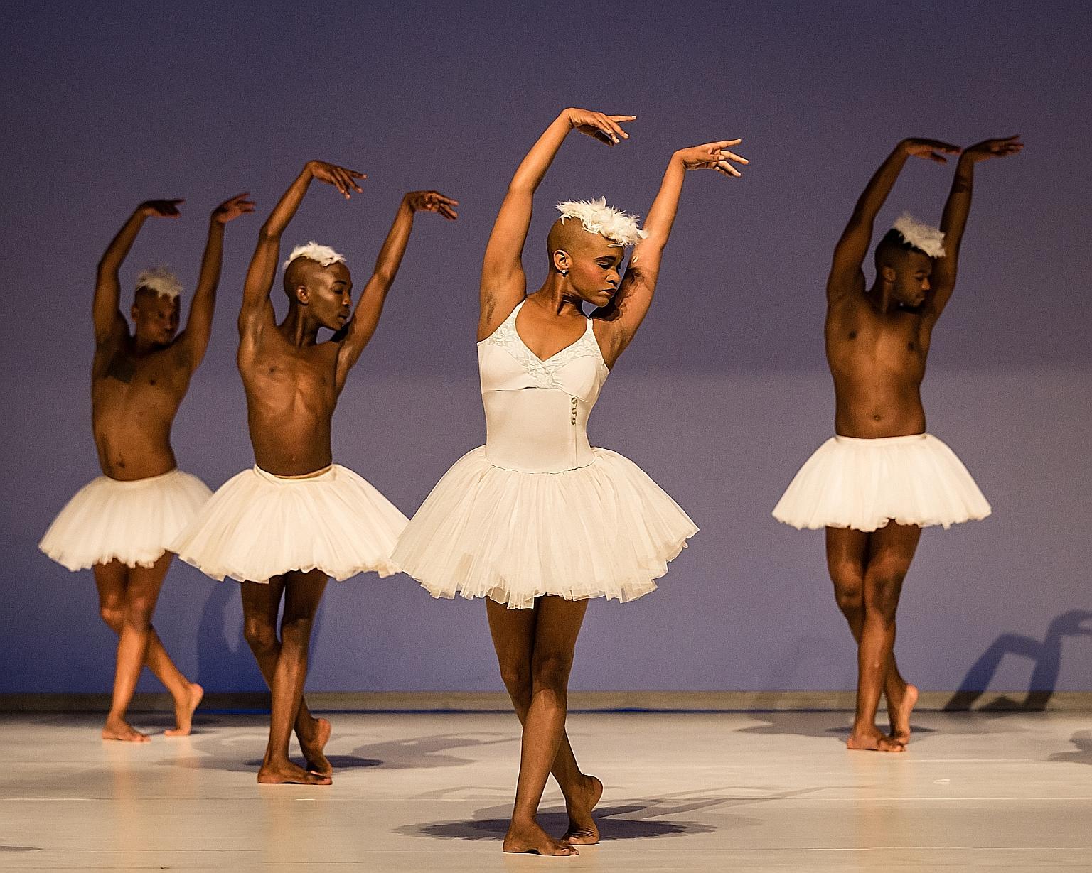 Ballerini di colore