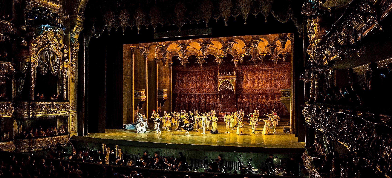 Mariinsky Theatre 2 lago dei cigni