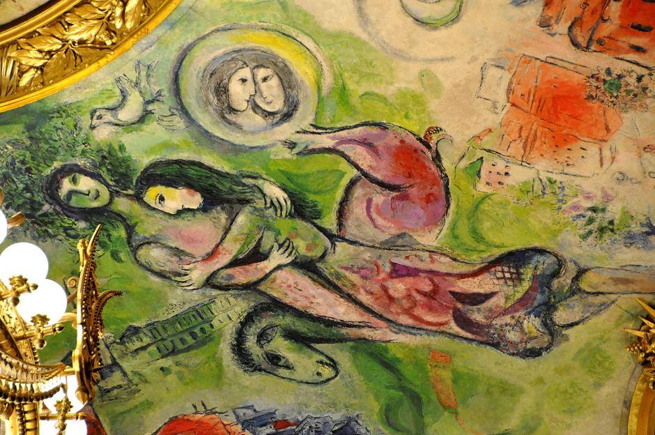 dettagli Marc Chagall