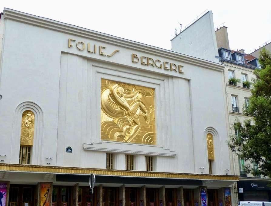 Facciata Folies Bergère