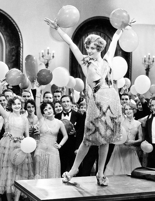 Joan Crawford nel film Our Dancing Daughters (1928)