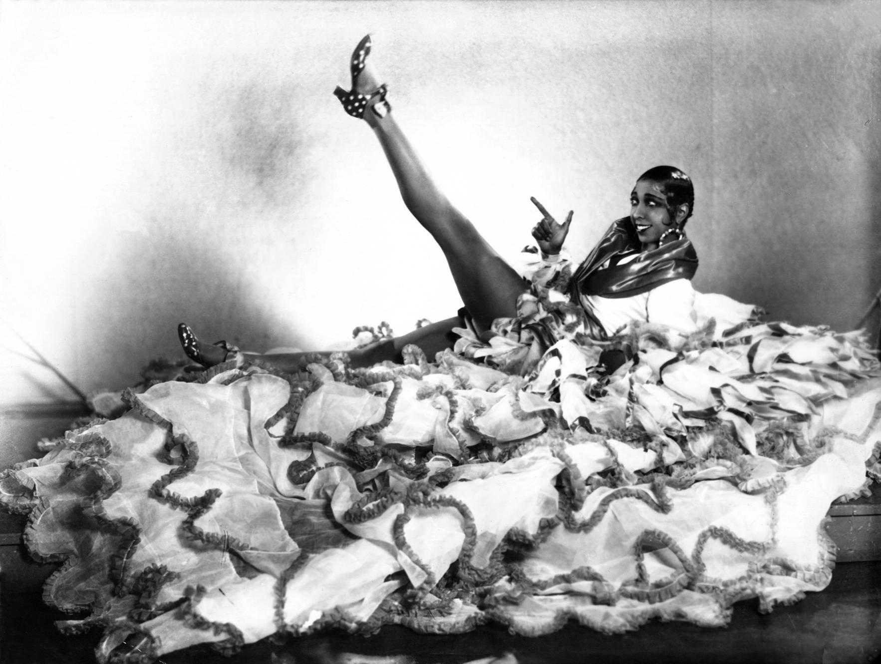 Josephine Baker charleston