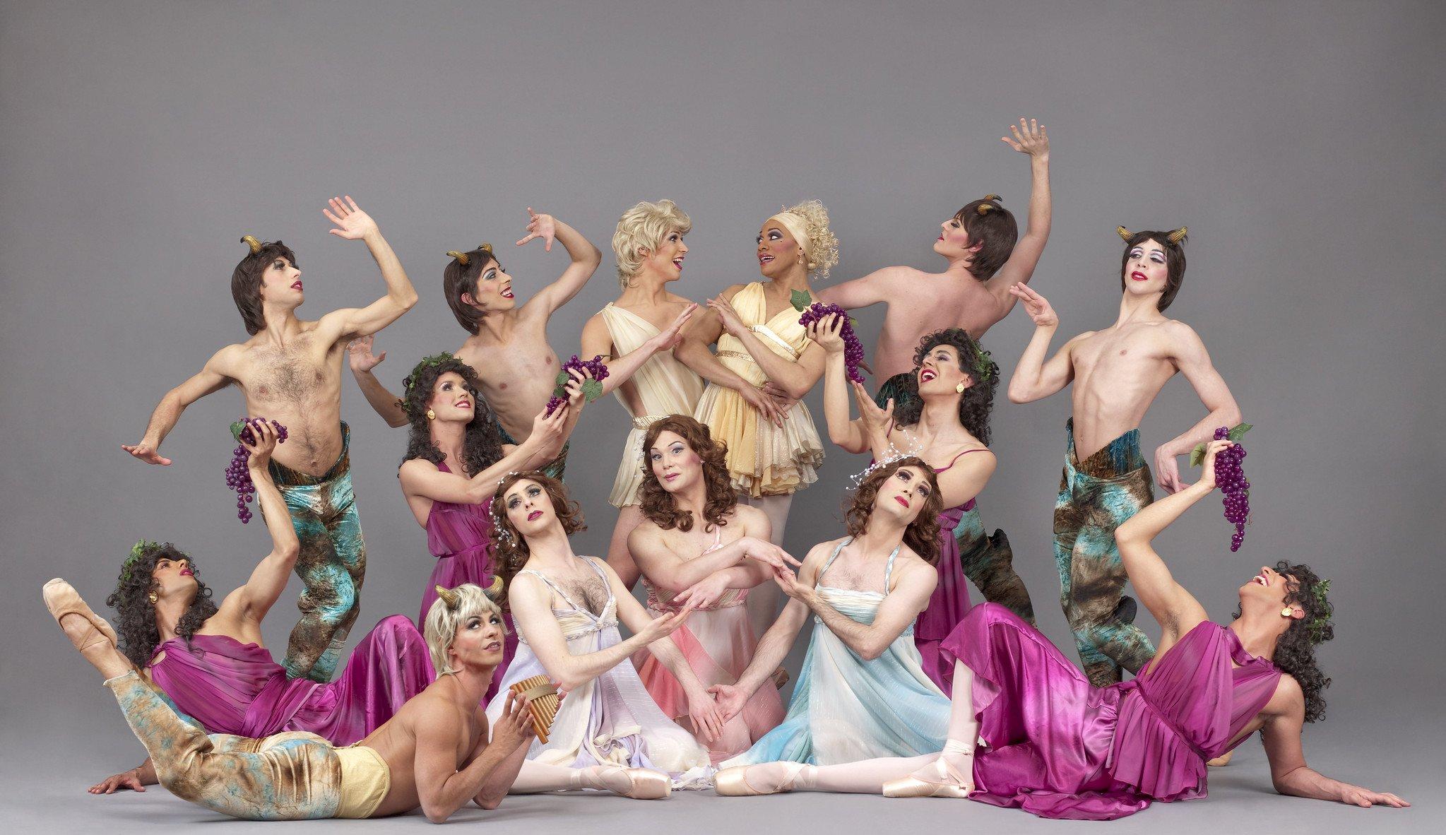 Ballerini de Les Ballets Trockadero
