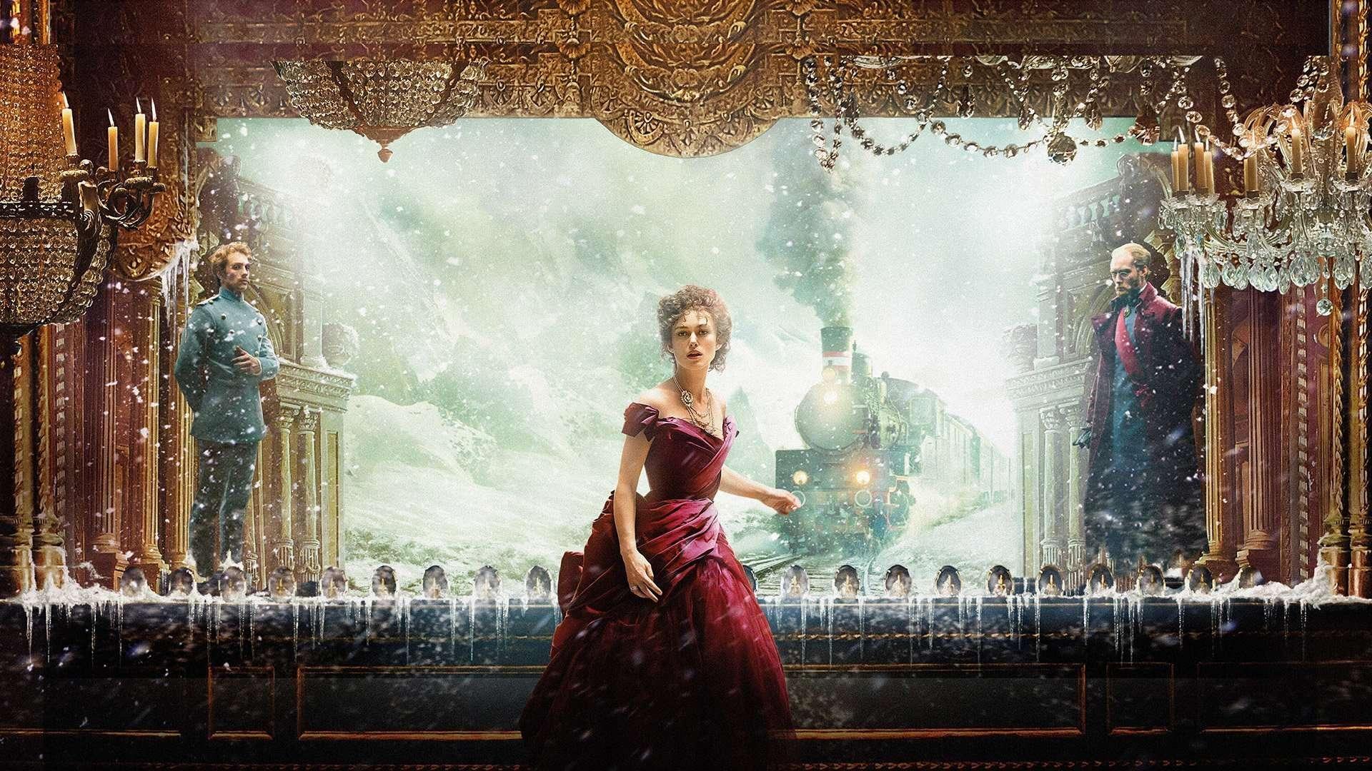 Locandina film Anna Karenina