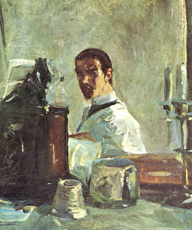 ritratto Henri de Toulouse-Lautrec