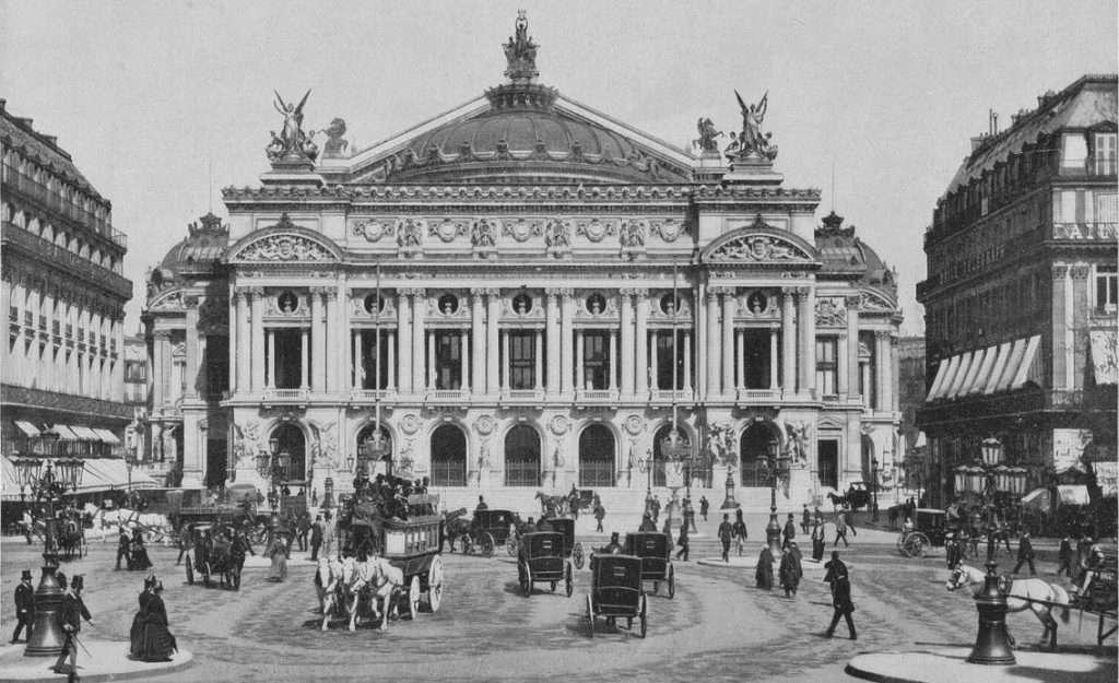 Palazzo Garnier