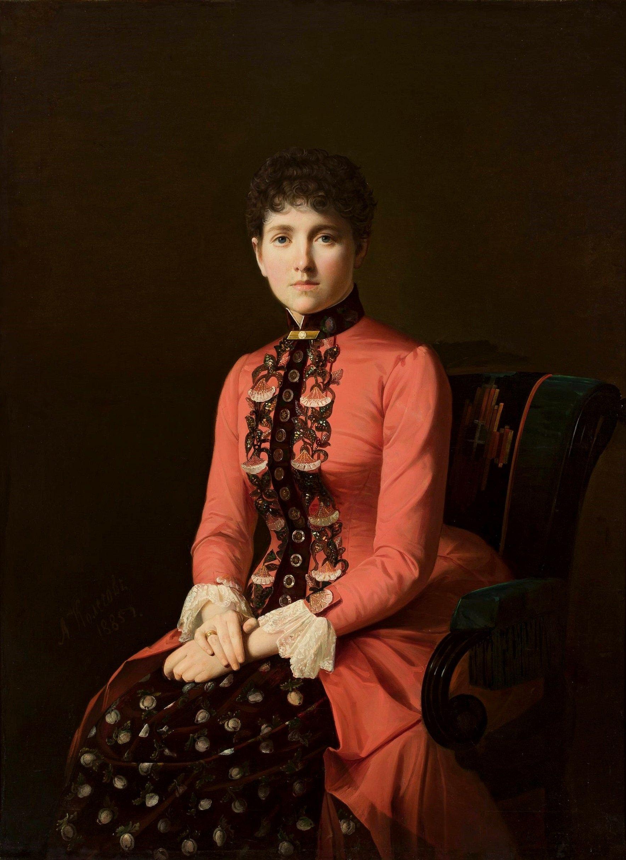 Ritratto di una nobildonna russa