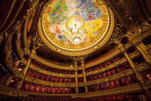 Opéra Garnier soffitto