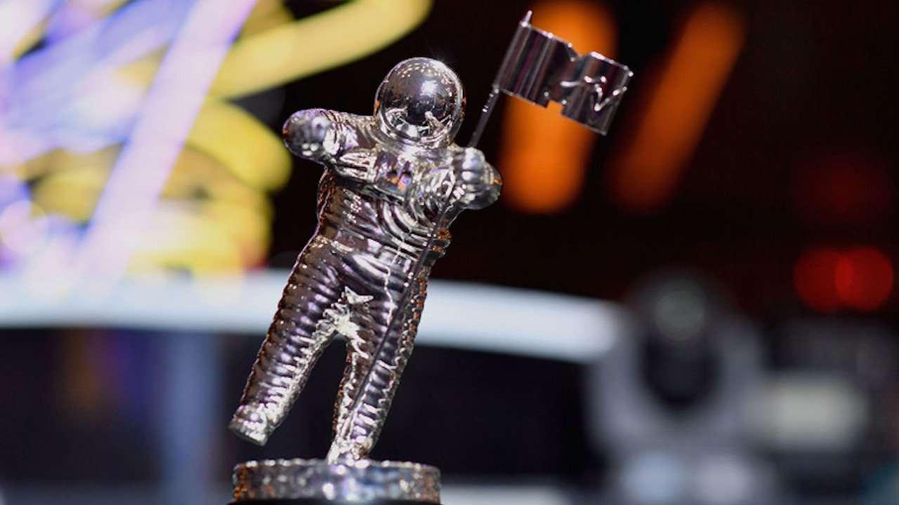 Moonman, il premio degli VMA