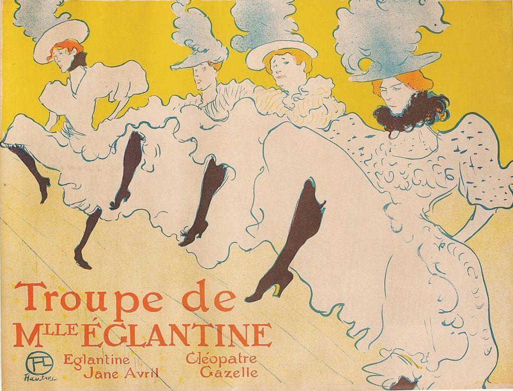 Manifesto Toulouse-Lautrec