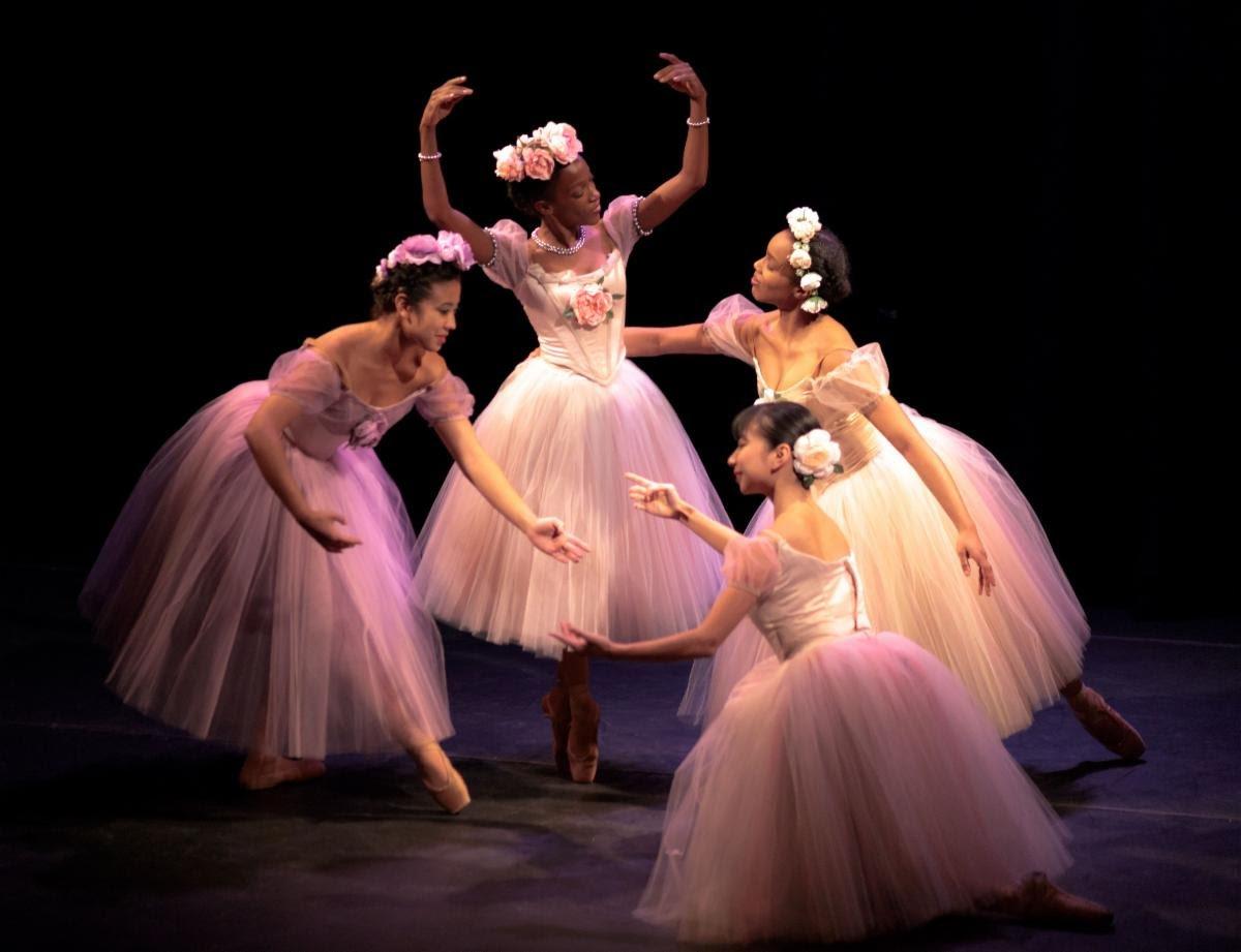 quattro danzatrici